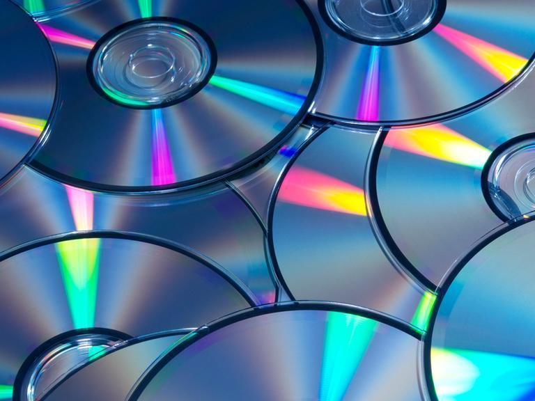płyty cd