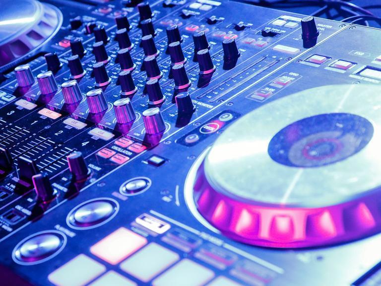 konsola muzyczna